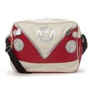 VW Collection - VW Camper Red Landscape Shoulder Bag