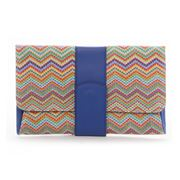 Makaron - Canvas Hong Kong Envelope Clutch