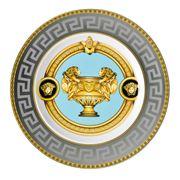 Rosenthal - Versace Prestige Gala Blue Plate 18cm