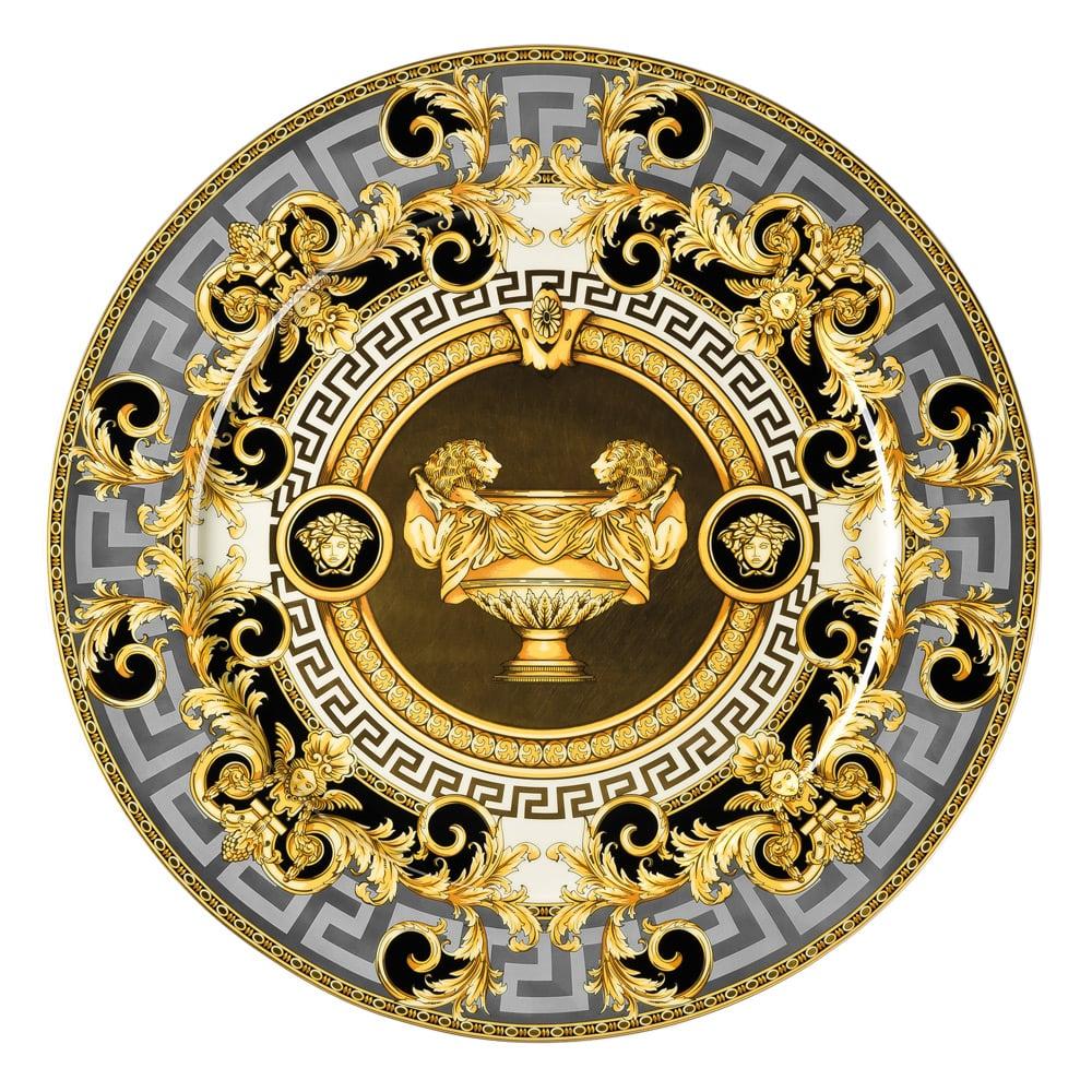 Rosenthal Versace Prestige Gala Plate 33cm Peter S Of