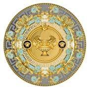 Rosenthal - Versace Prestige Gala Blue Plate 33cm