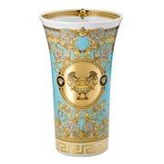 Rosenthal - Versace Prestige Gala Blue Vase 26cm