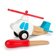 Discoveroo - Helicopter Construction Set 12pce