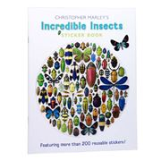 Pomegranate Kids - Incredible Insects Sticker Book