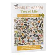 Pomegranate Kids - Charley Harper Tree Of Life Sticker Book