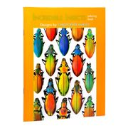 Pomegranate Kids - Incredible Insects Colouring Book
