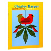 Pomegranate Kids - Charley Harper Colouring Book Volume 1