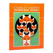 Pomegranate Kids - Charley Harper Colouring Book Volume 2