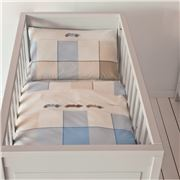 Jacadi Paris - Ma Collection D'Automobiles Fitted Cot Sheet