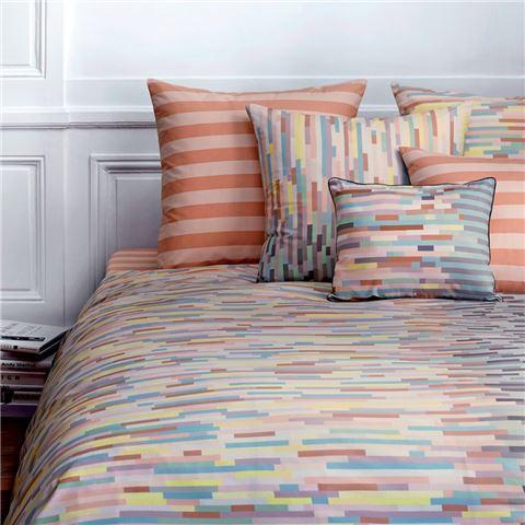 Sonia rykiel maison alize queen fitted sheet peter 39 s - Linge de maison sonia rykiel ...