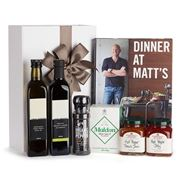 Peter's - Dinner At Matt's Hamper