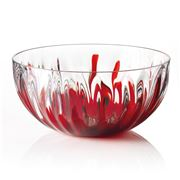 Guzzini - Medium Red Bowl