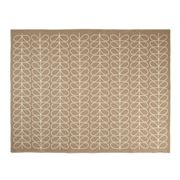 Orla Kiely - Linear Stem Mushroom Throw Rug