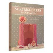 Book - Surprise Cakes & Cupcakes
