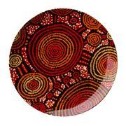 Alperstein - Aboriginal Art Teddy Gibson Plate 13cm