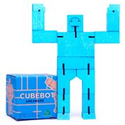 Cubebot - Small Blue Cubebot