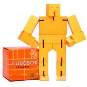 Cubebot - Small Orange Cubebot