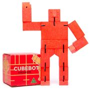 Cubebot -  Small Red Cubebot
