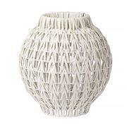 Larder - Small Wicker Lamp