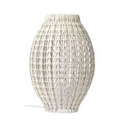 Larder - Tall Wicker Lamp