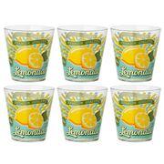 Cerve - Lemonade DOF Tumbler Set 6pce