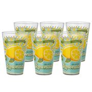 Cerve - Lemonade Highball Tumbler Set 6pce