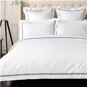 Sheridan - Palais European French Blue Pillowcase
