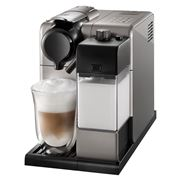 DeLonghi - Nespresso Silver Lattissima Touch Coffee Machine