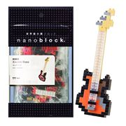 Nanoblocks - Electric Bass