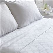 Wedgwood Home - W King Tencel Sheet Set