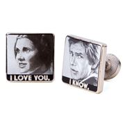 Cufflinks - Star Wars I Love You Cufflinks