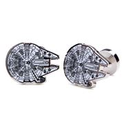 Cufflinks - Star Wars Millennium Falcon Cufflinks