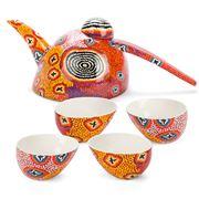 Alperstein - Ruth Stewart Teapot Set 5pce