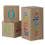 All4Ella - Milestone Neutral Blocks