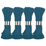 Madras - Country Style Jetty Denim Napkin Set 4pce