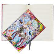 Christian Lacroix - Zebra Girl B5 Hardcover Journal