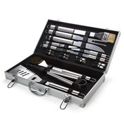 Davis & Waddell - Maverick Barbecue Tool Set 18pce