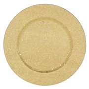 Amalfi - Twinkle Gold Charger 33cm