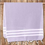 Lalay - Cotton Lilac Gym Towel 50x100cm