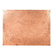 Amalfi - Shimmer Placemat Copper 30x40cm
