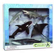 CollectA - Sea Life Set 5pce