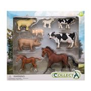 CollectA - Farm Life Set 8pce