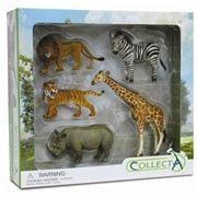 CollectA - Wild Life Set 5pce