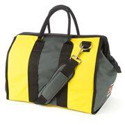 American Duffle - Weekender Yellow & Grey Duffle Bag