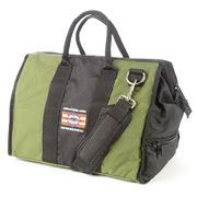 American Duffle - Weekender Olive & Black Duffle Bag