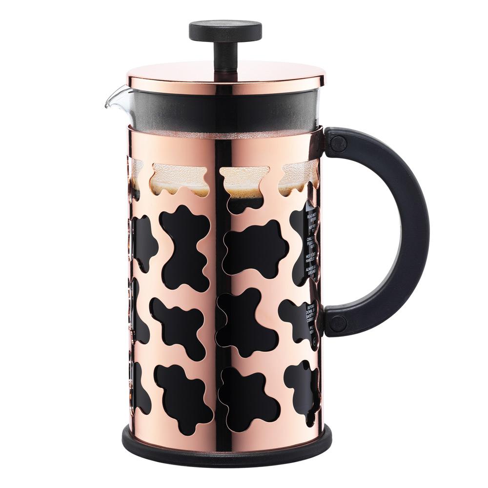 Starbucks Coffee Maker Bodum : Bodum - Sereno Copper French Press Coffee Maker 8 Cup Peter s of Kensington
