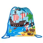 Bobble Art - Pirate Swimming Bag