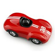 Playforever - Red Speedy Le Mans Mini Racer