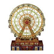 Gold Label - Christmas World's Fair Grand Ferris Wheel