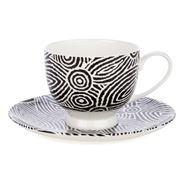Alperstein - Pauline Gallagher Teacup & Saucer